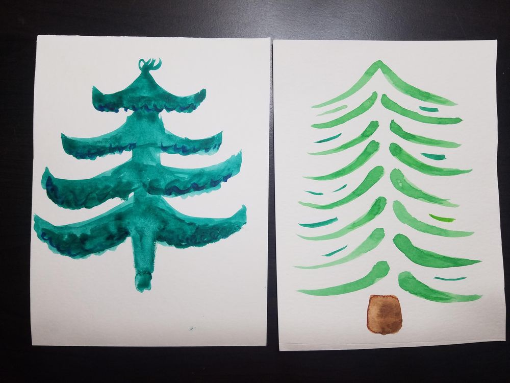 Oh, Christmas tree - image 5 - student project