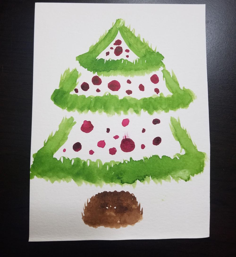Oh, Christmas tree - image 4 - student project