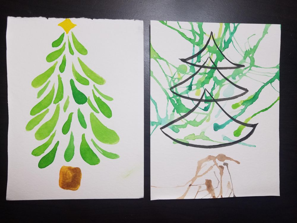 Oh, Christmas tree - image 2 - student project