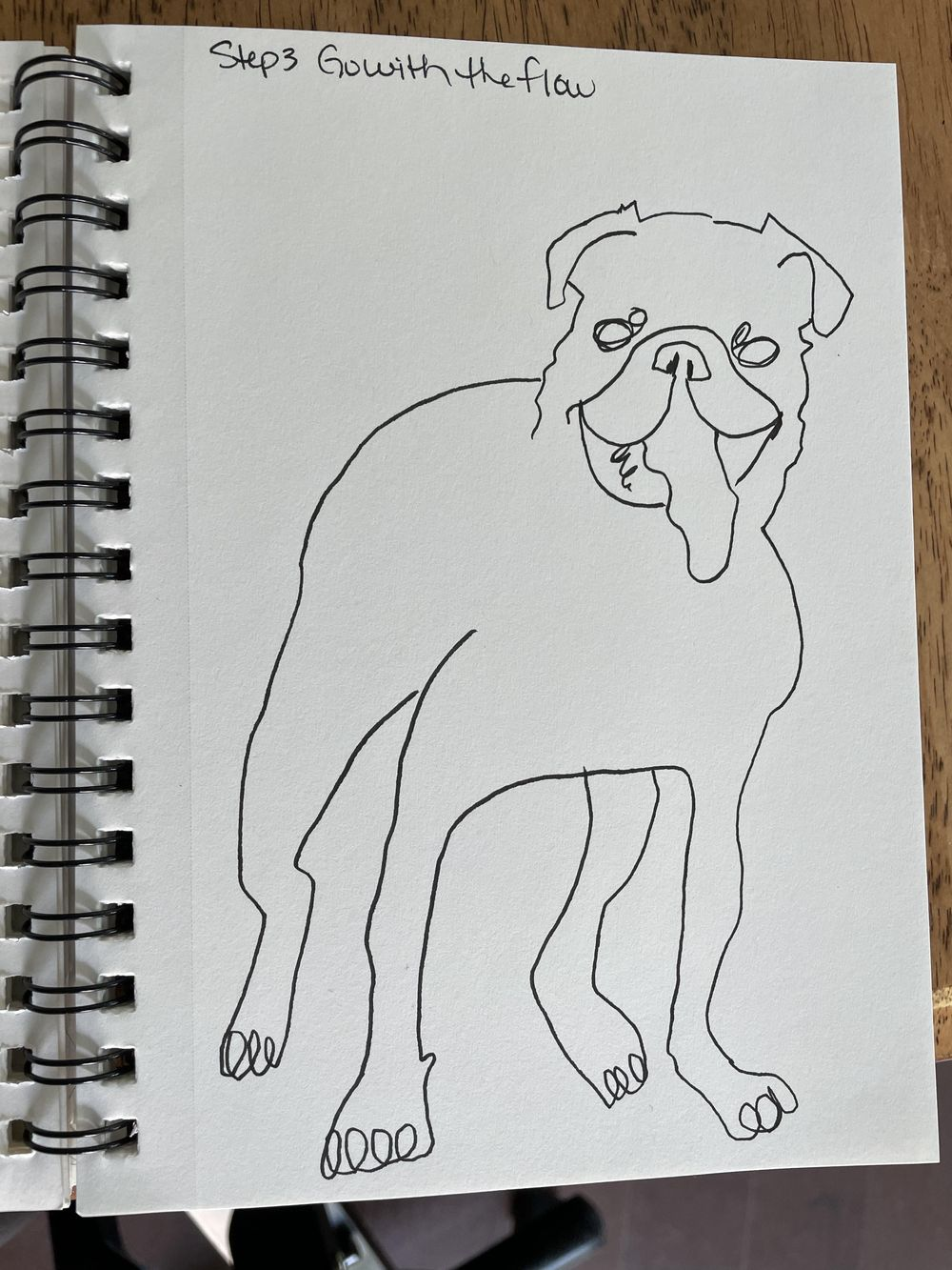 Line drawing practice - image 18 - student project