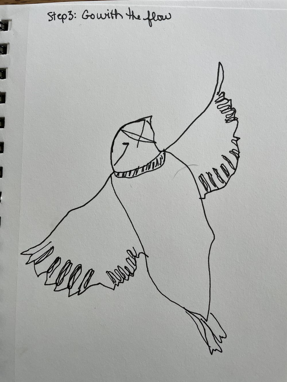 Line drawing practice - image 6 - student project