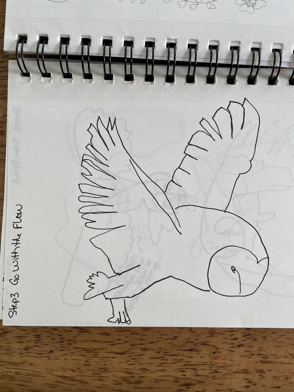 Line drawing practice - image 15 - student project