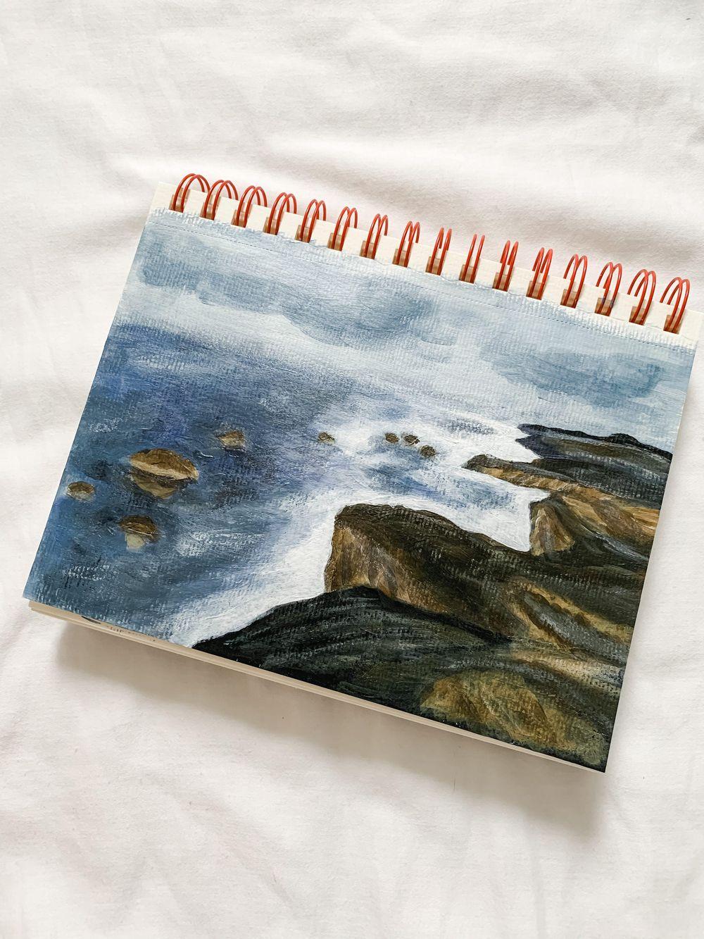 Acrylic Painting Basics - image 1 - student project