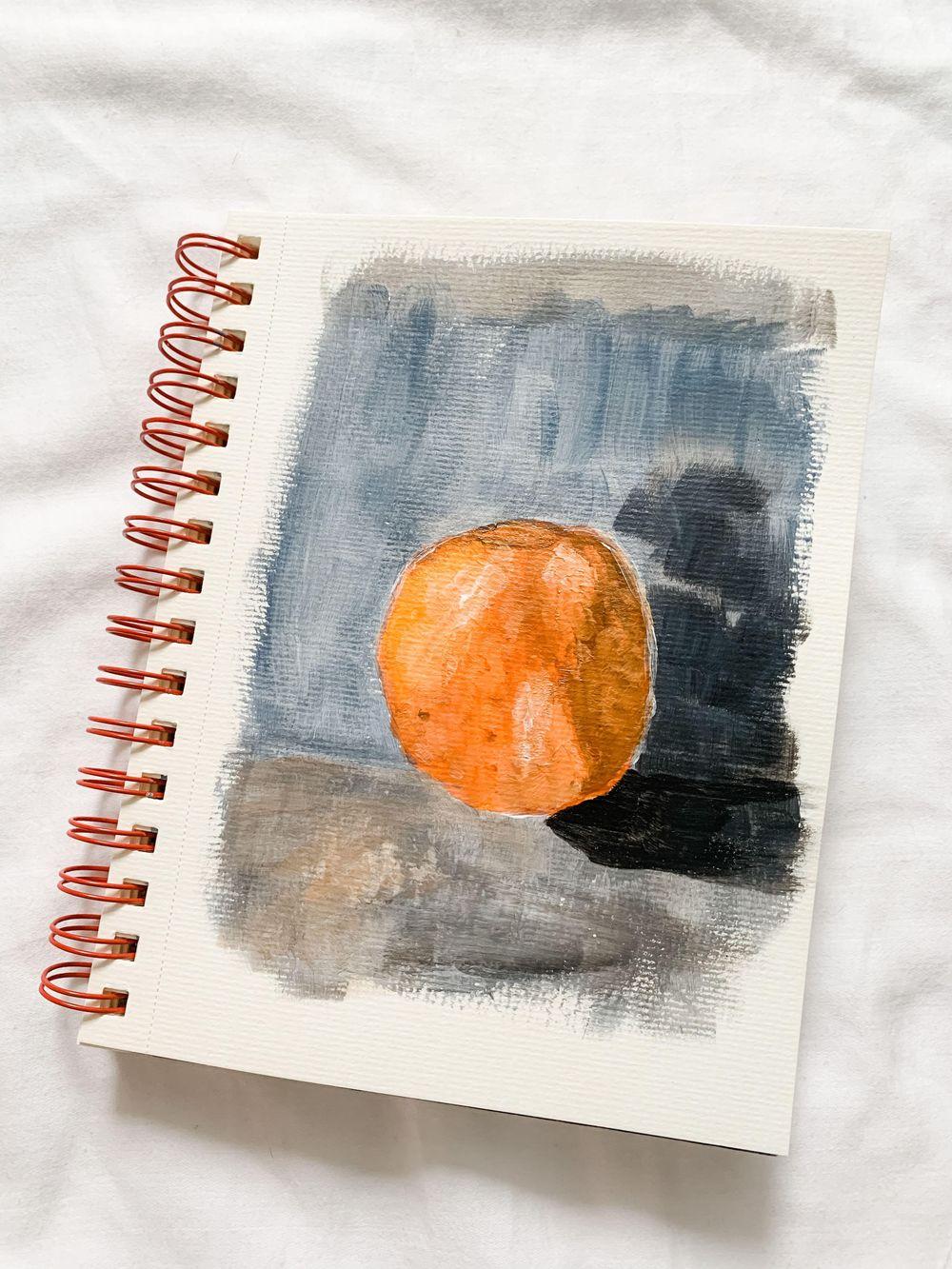 Acrylic Painting Basics - image 2 - student project