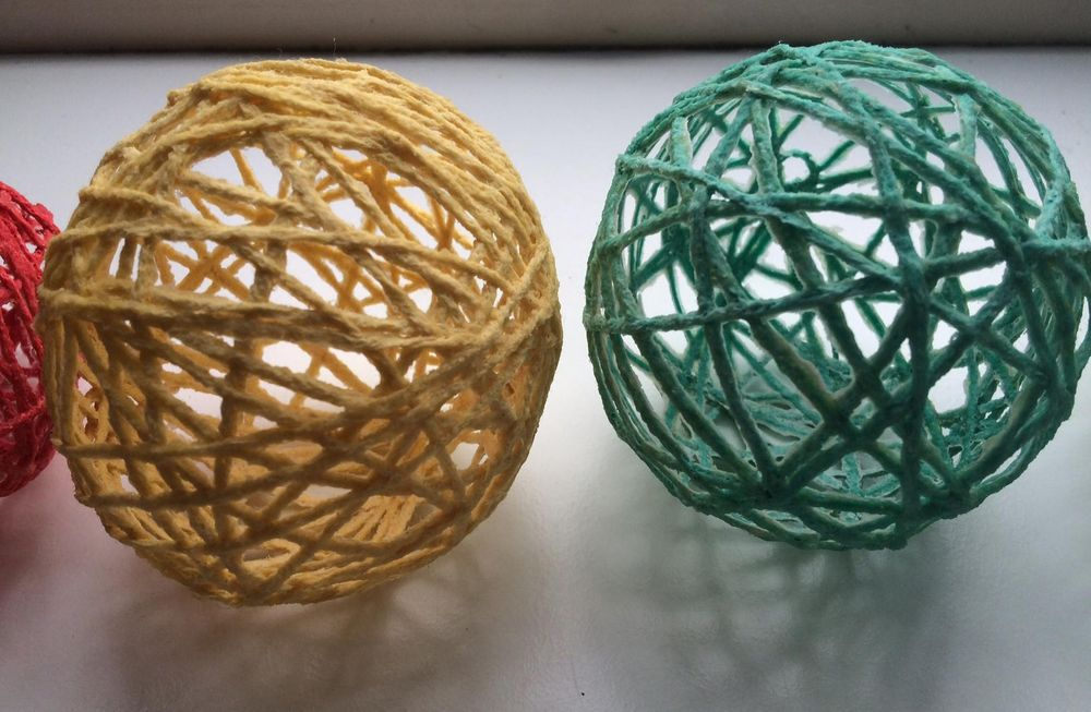Yarn Eggs - image 2 - student project