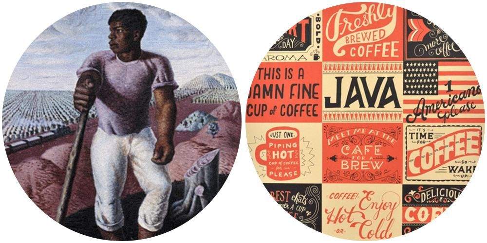 Coffee Countries - image 1 - student project