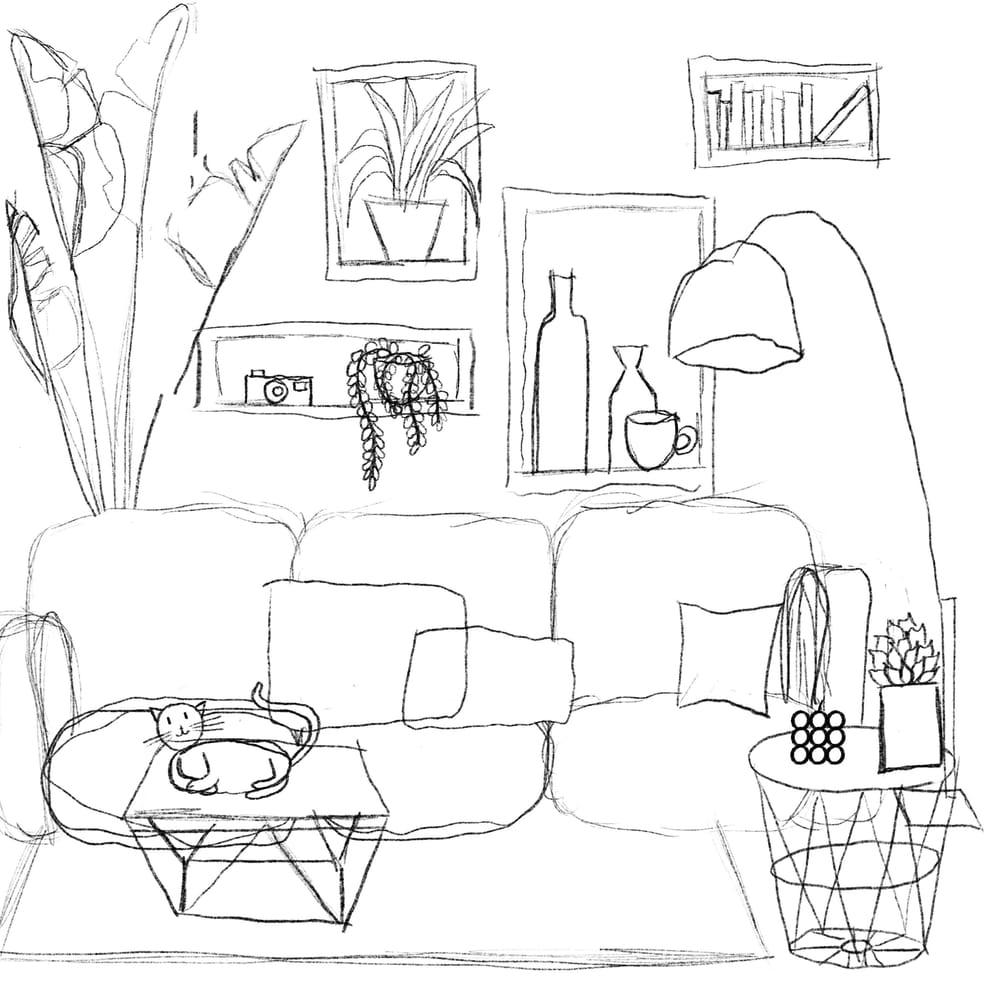 Cat's cradle - image 1 - student project