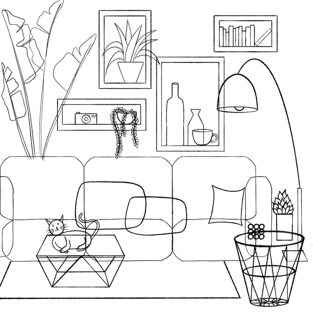 Cat's cradle - image 2 - student project