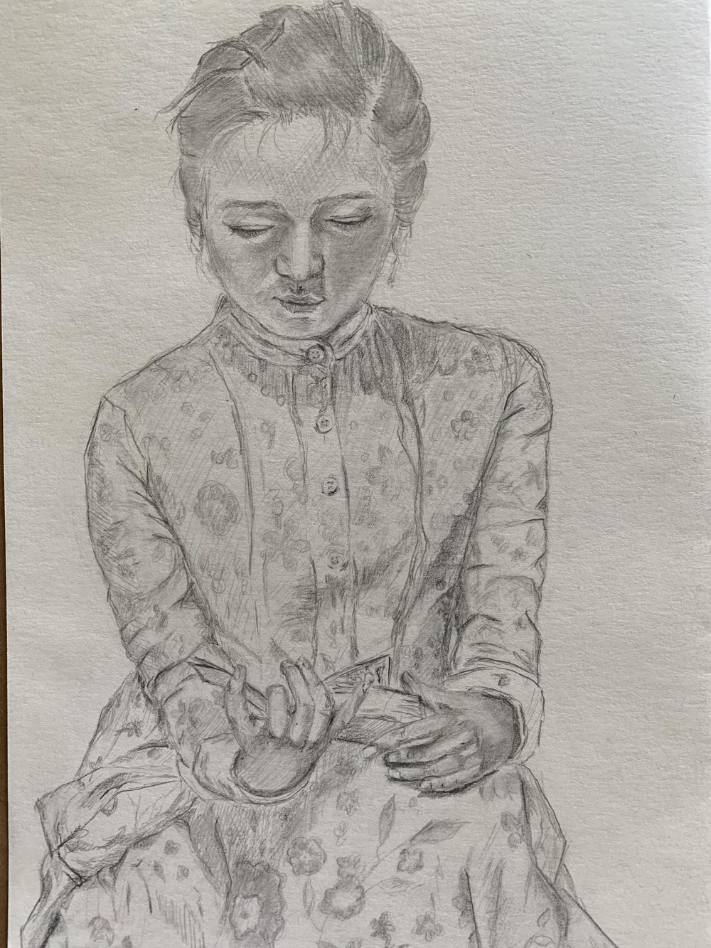 Collection of drawings - image 1 - student project