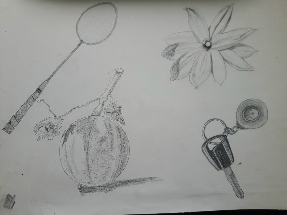 My 30 days drawing challenge  COMPLETED :) - image 9 - student project