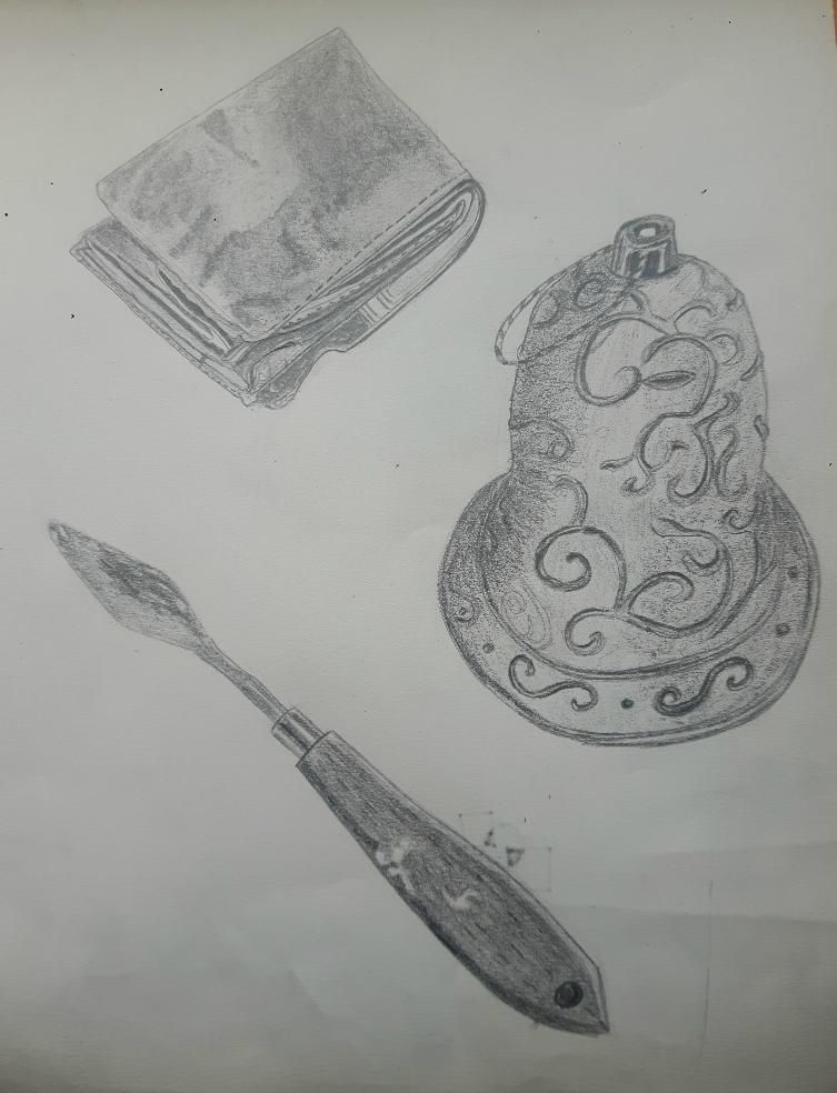 My 30 days drawing challenge  COMPLETED :) - image 6 - student project