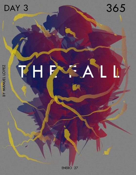 The fall - image 1 - student project