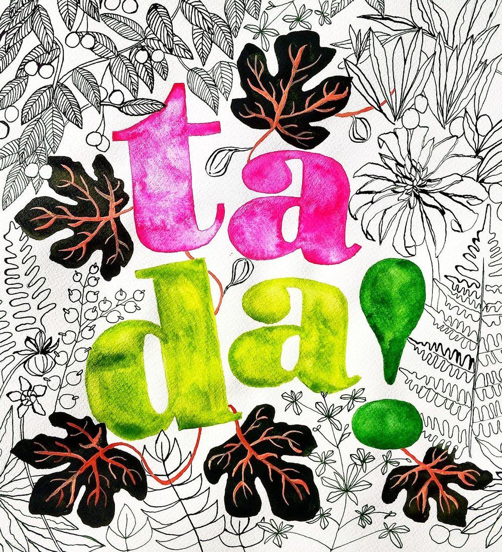 Ta Da! - image 1 - student project