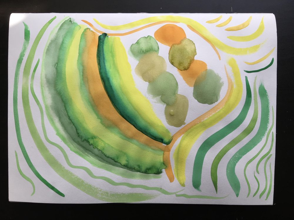 Having fun with watercolour - image 16 - student project