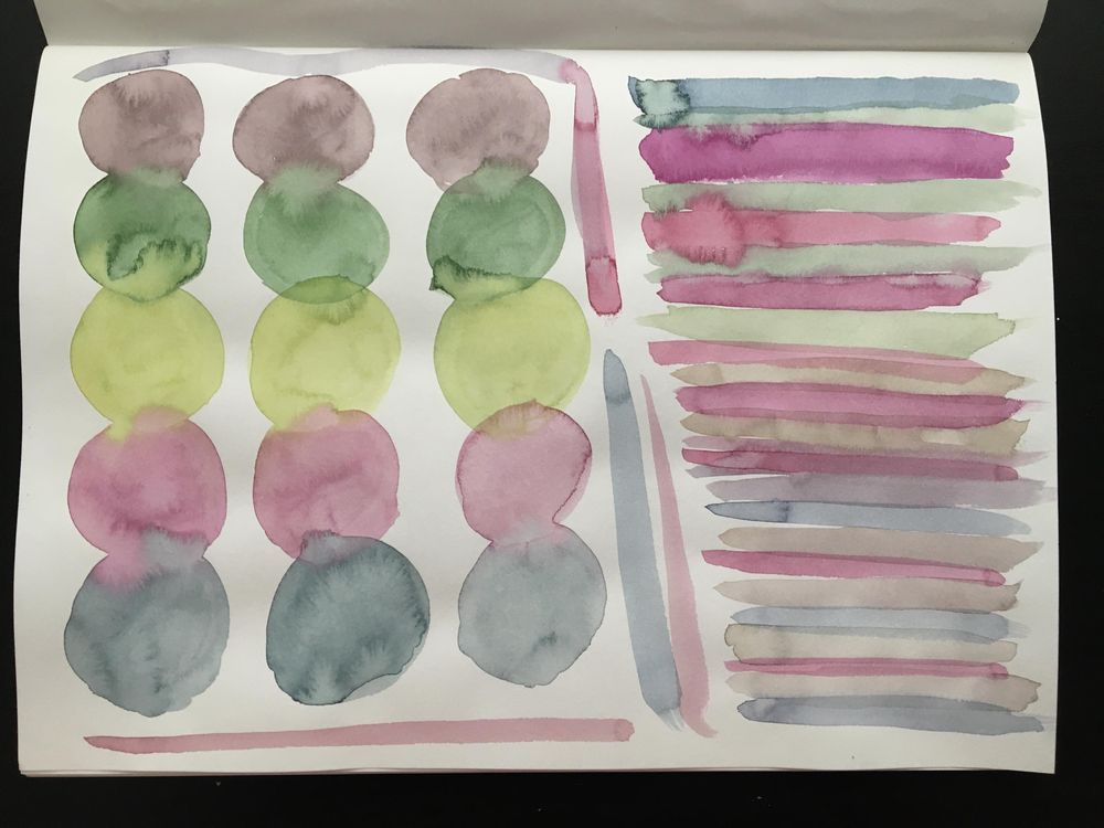 Having fun with watercolour - image 15 - student project