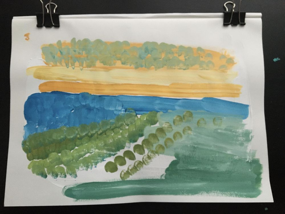 Having fun with watercolour - image 13 - student project