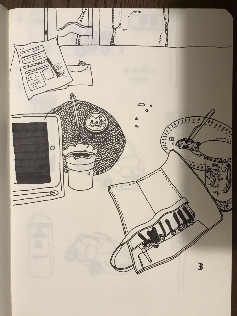 Draw what I see - image 3 - student project