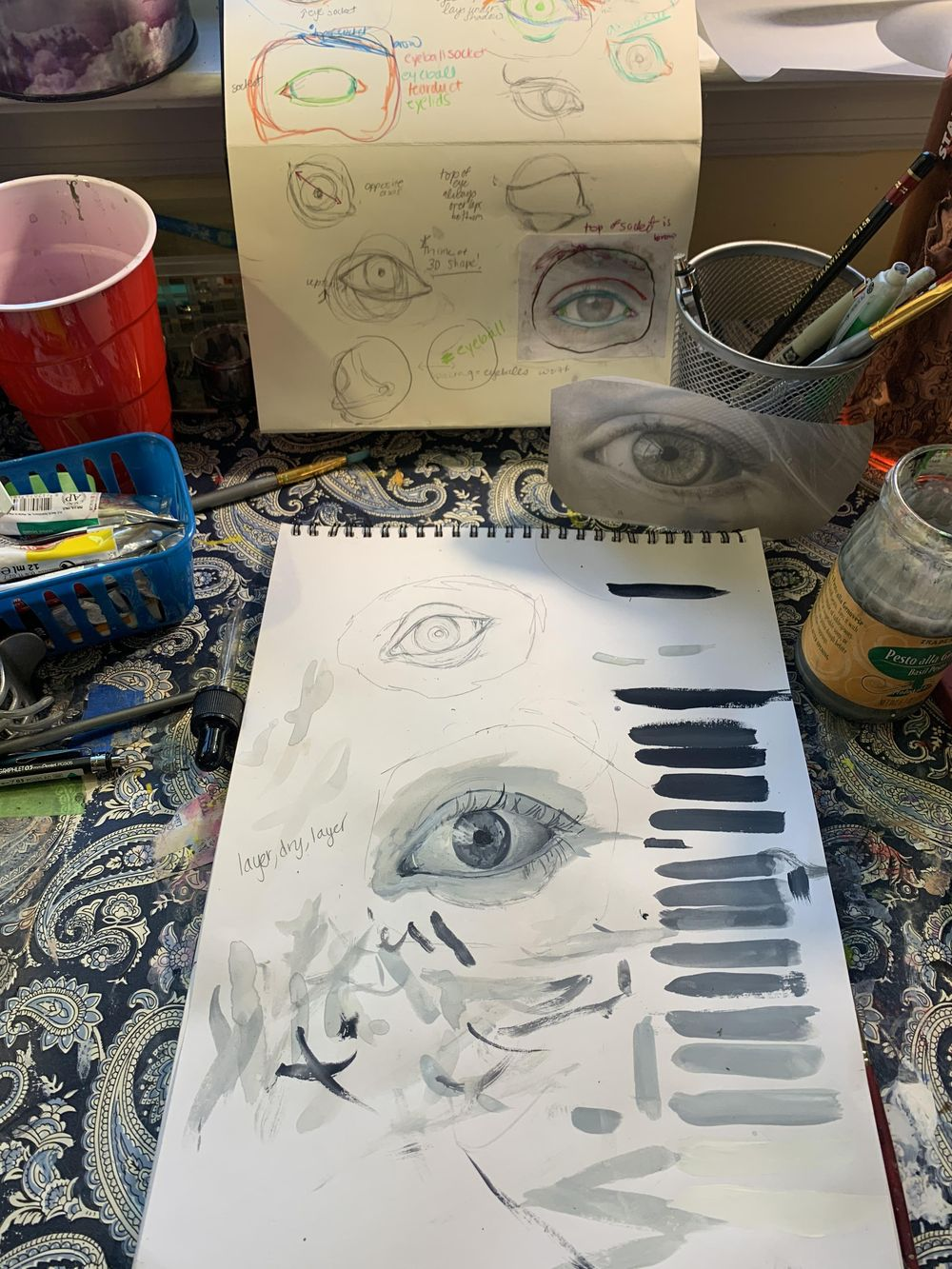 All About Eyes - image 1 - student project
