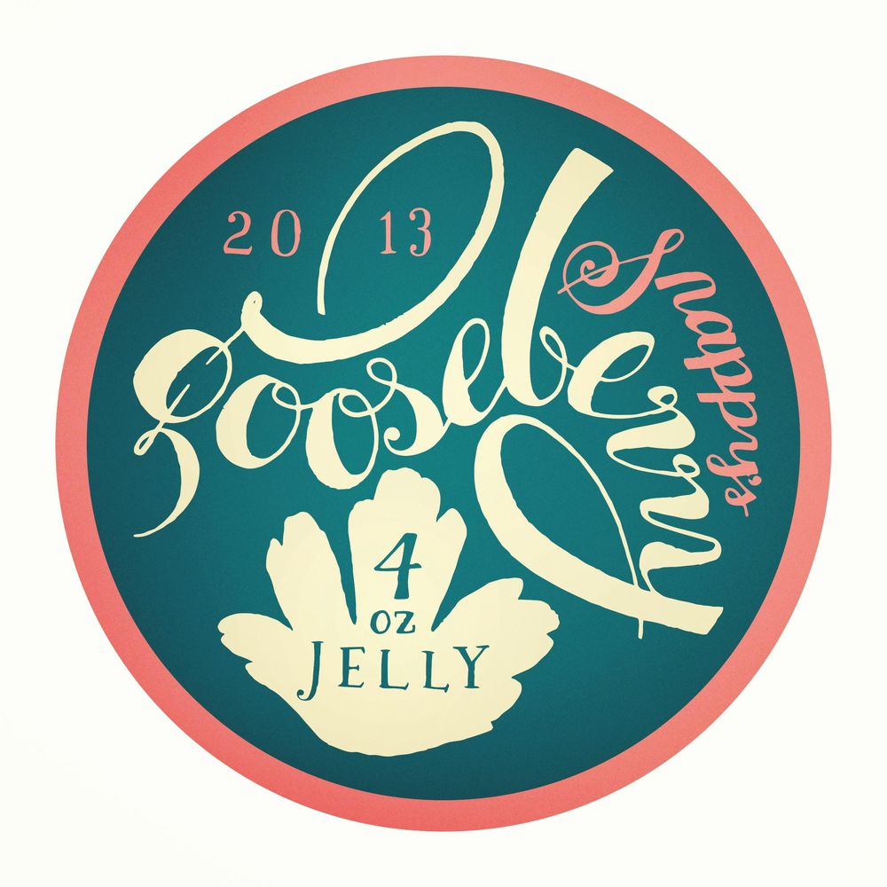 Snappy's Gooseberry Jelly - image 6 - student project