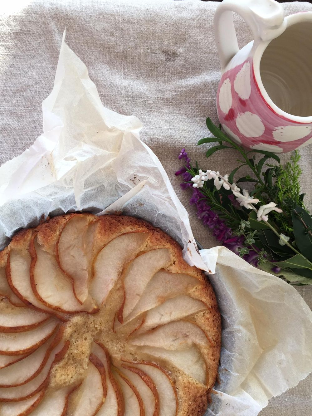 Pear Tart - image 1 - student project