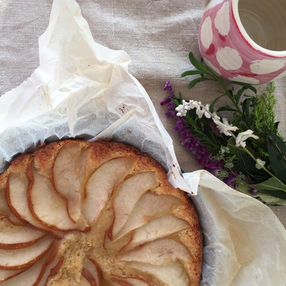 Pear Tart - image 2 - student project