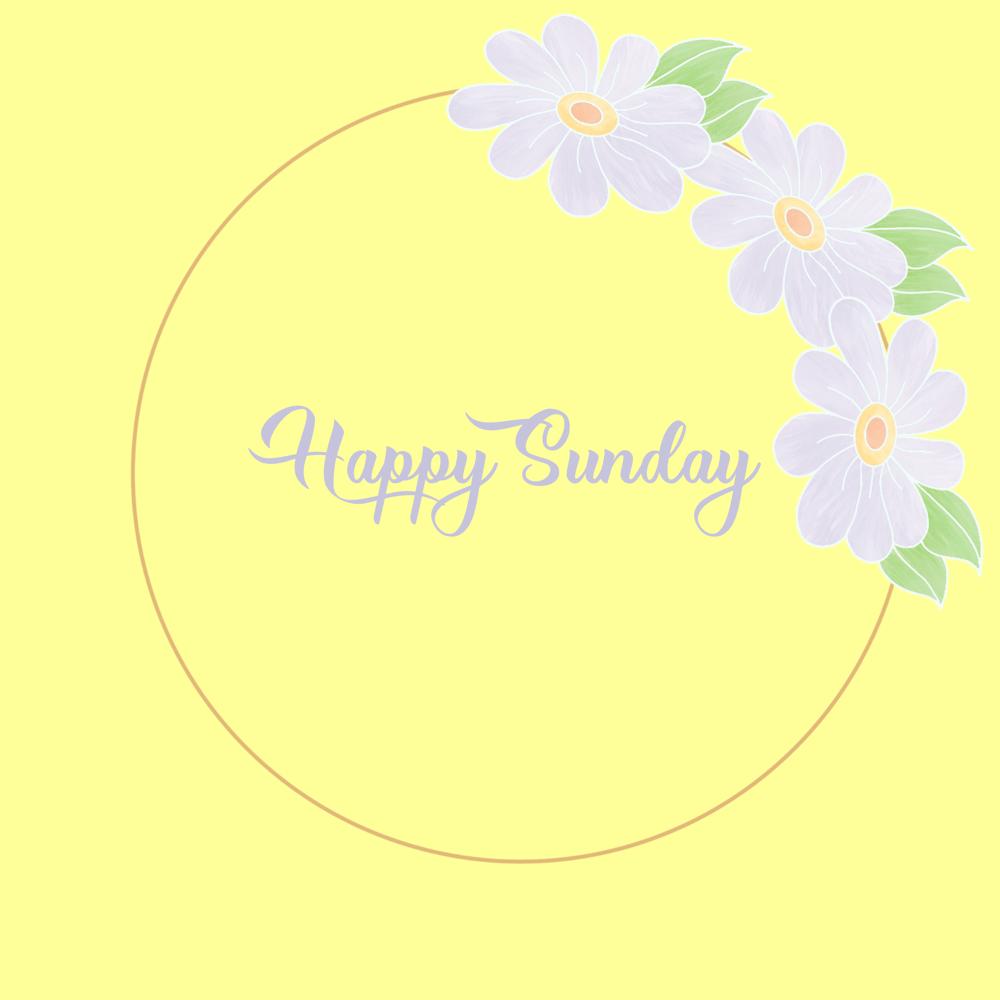 Happy Sunday - image 1 - student project