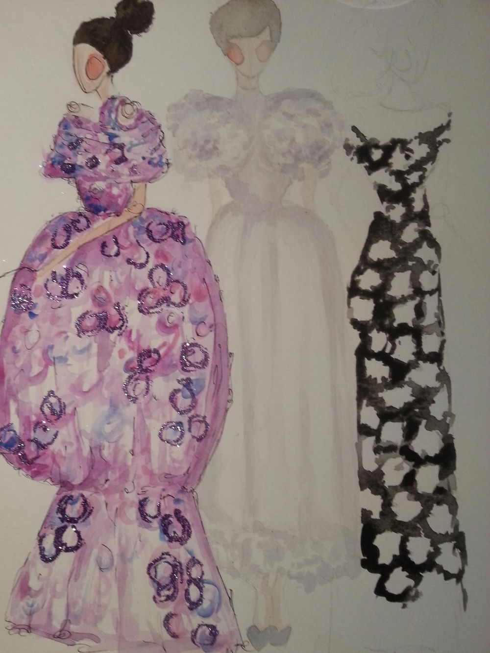 In Couture - image 10 - student project