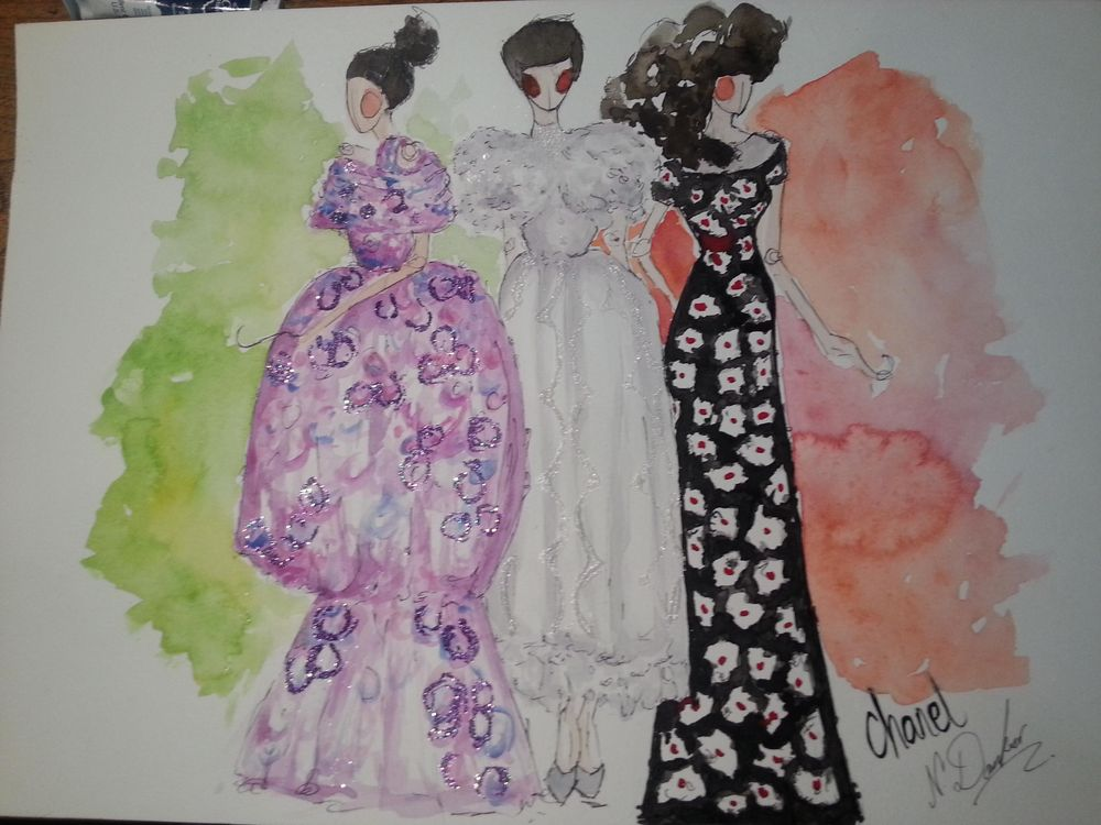In Couture - image 2 - student project