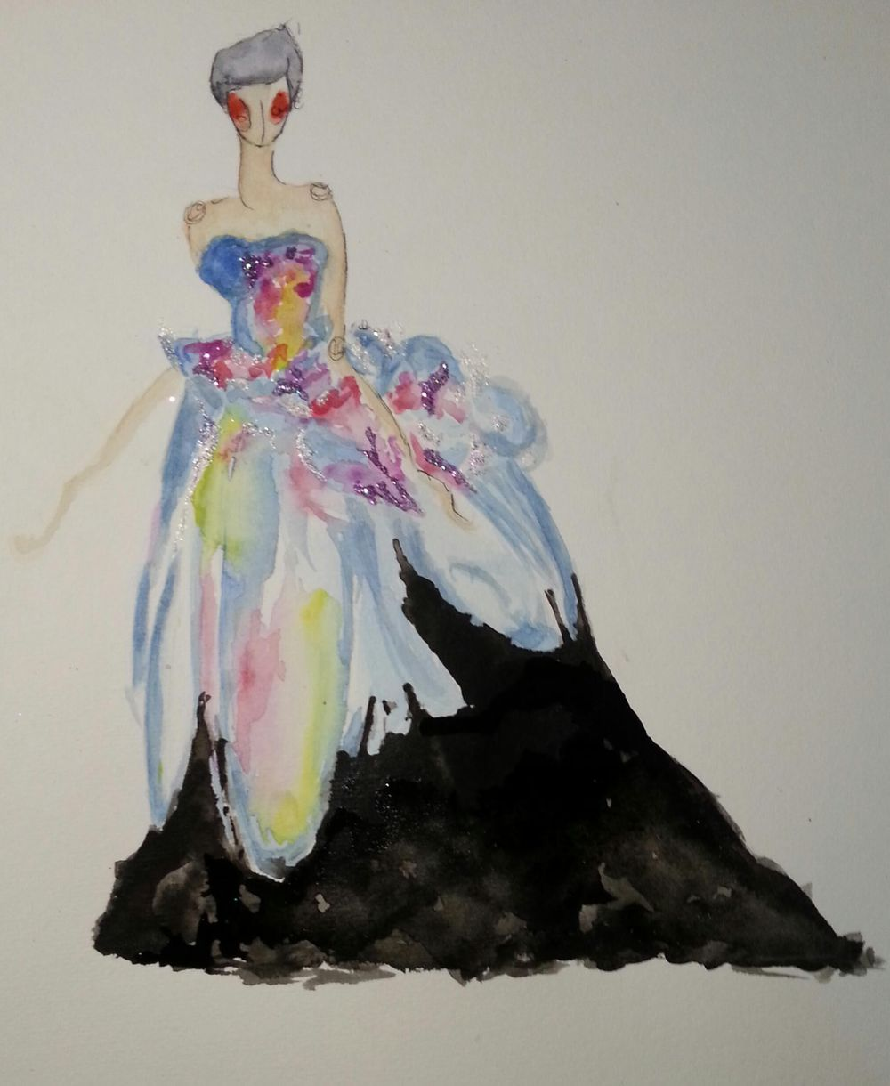 In Couture - image 3 - student project