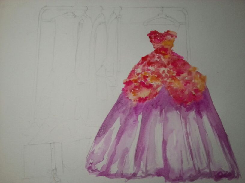 In Couture - image 6 - student project