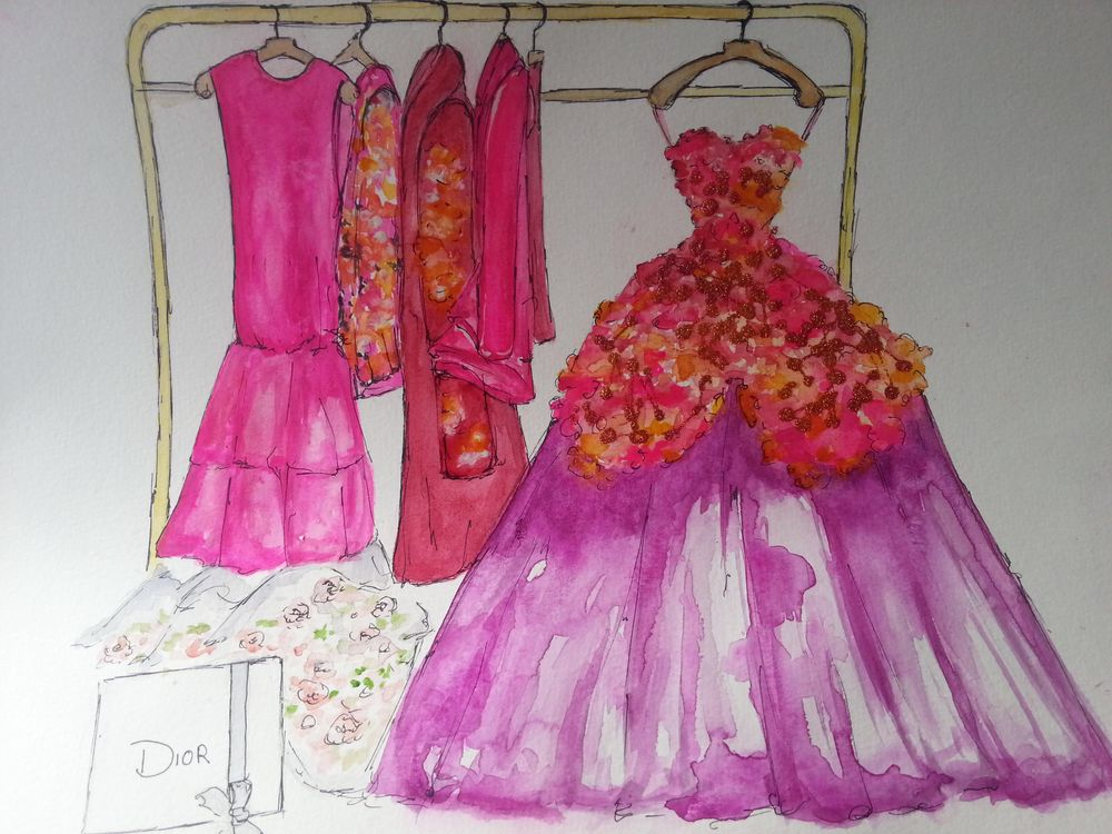 In Couture - image 4 - student project