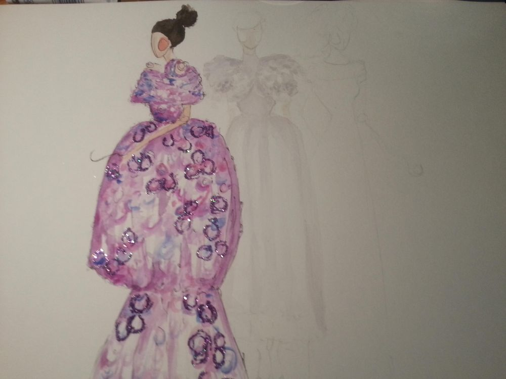In Couture - image 9 - student project