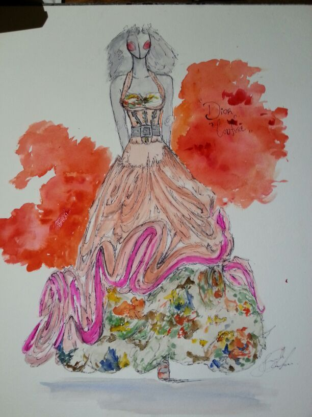 In Couture - image 24 - student project