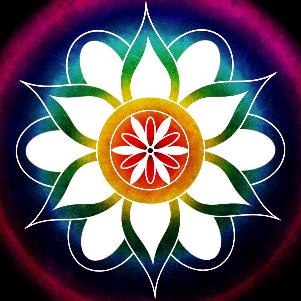 Mandala - image 1 - student project