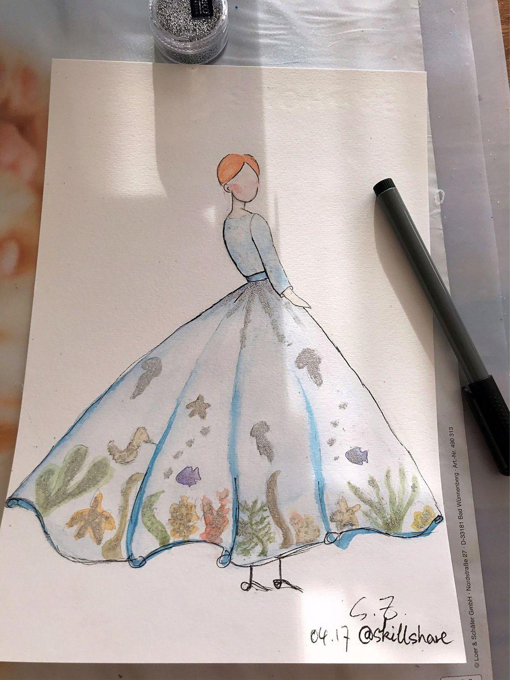 Fashion - image 4 - student project
