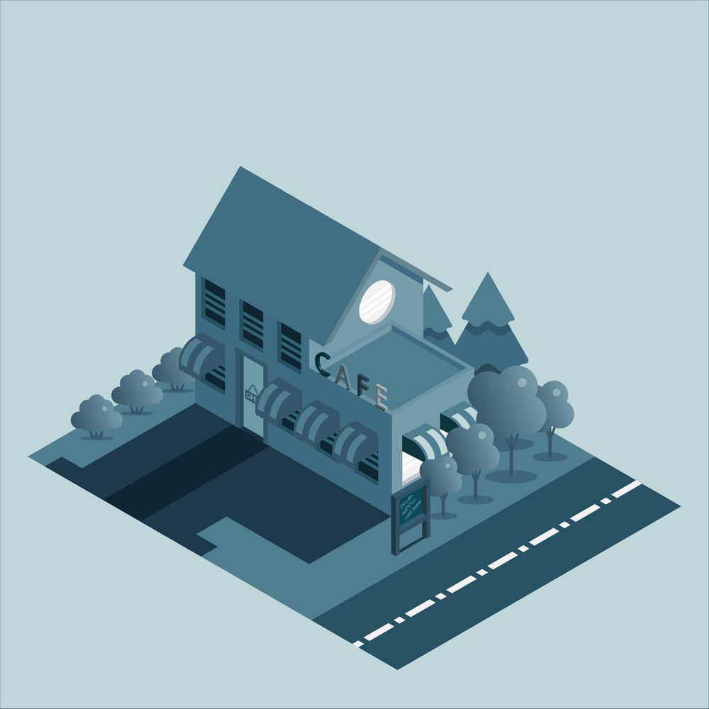 Flat cities - image 4 - student project