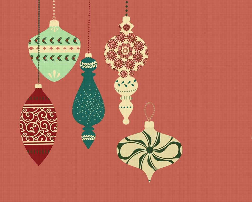 Ornaments went #ipadvintageornaments - image 7 - student project