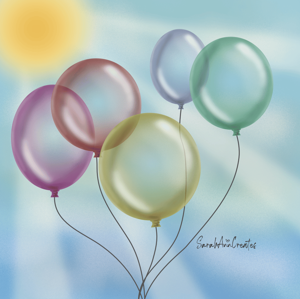 Balloons! - image 1 - student project