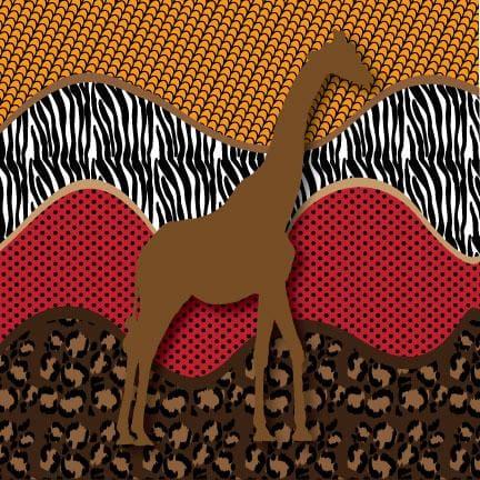 Safari repeating patterns - image 1 - student project