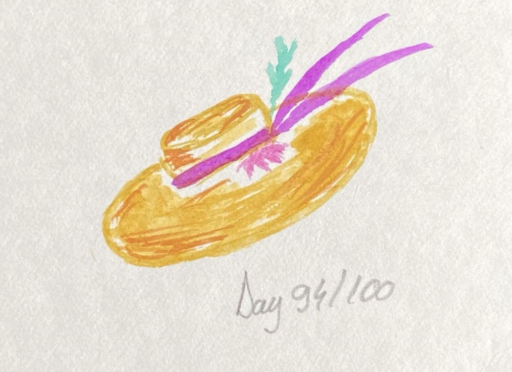 100 Day Watercolor Challenge - image 94 - student project