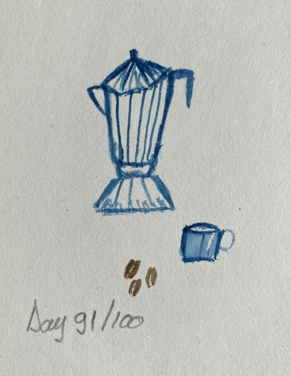 100 Day Watercolor Challenge - image 91 - student project