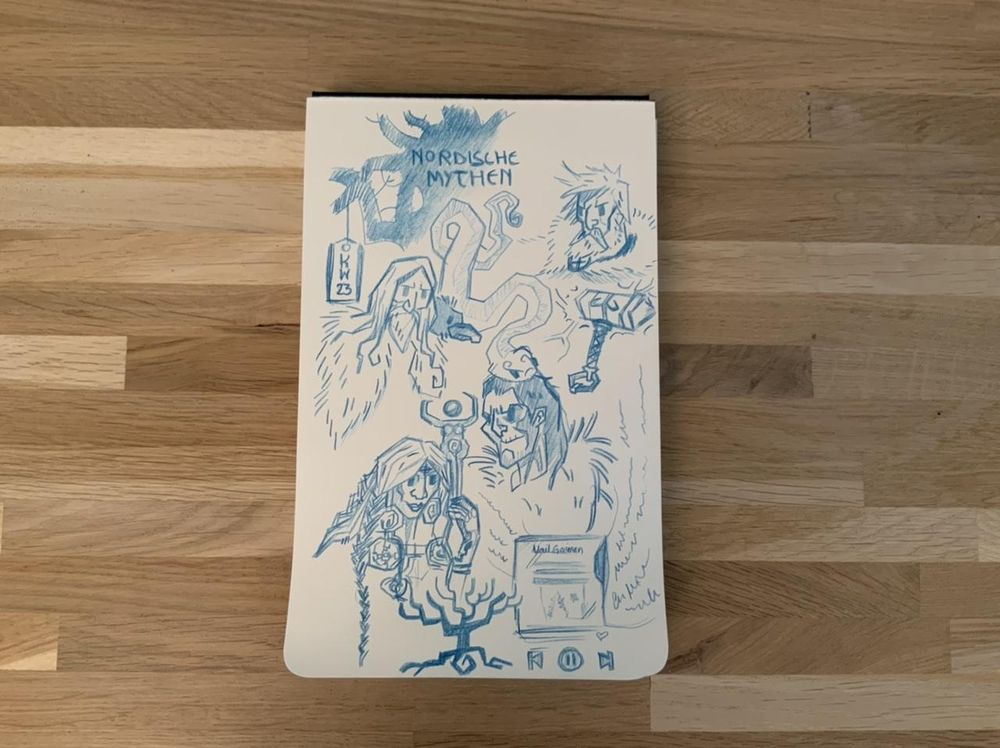 My first illustrated Journal-Day - image 3 - student project