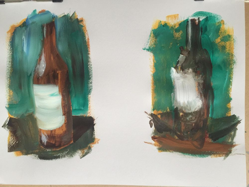 loose painting - image 1 - student project