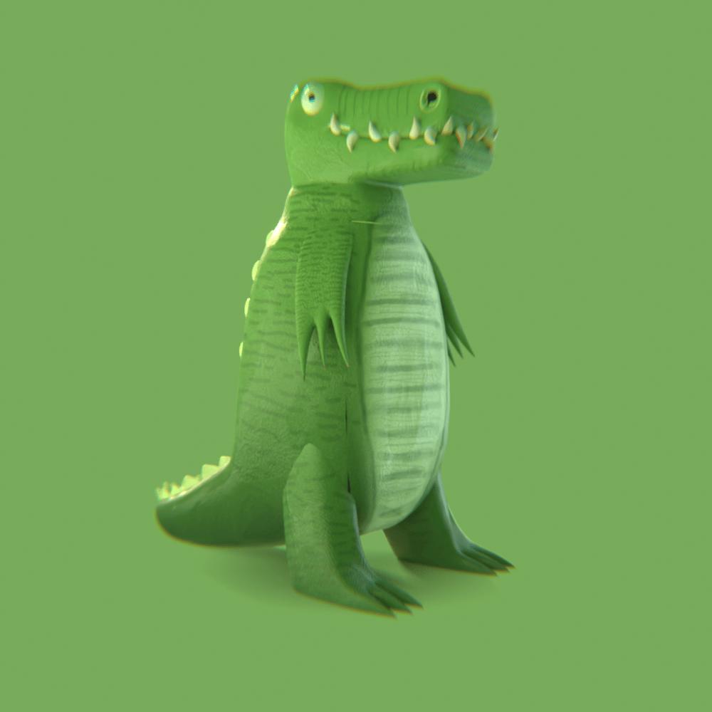 Gator - image 1 - student project