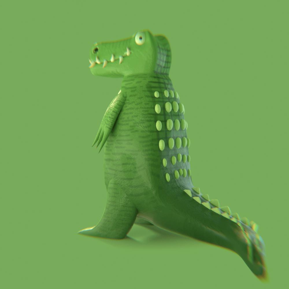 Gator - image 2 - student project