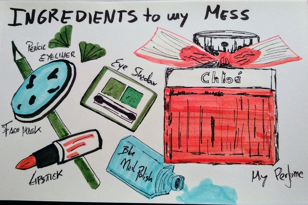 Illustrated Journaling: 14 Days Prompts - image 2 - student project