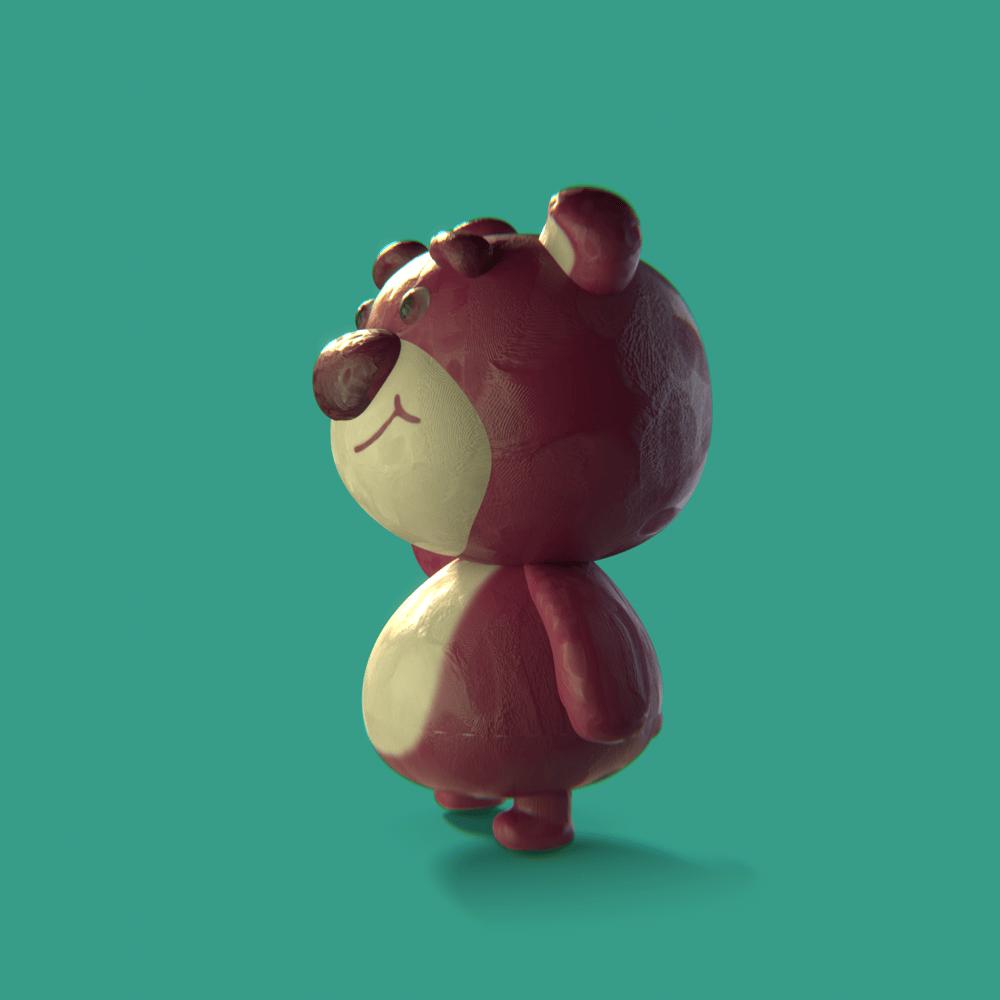 Lotso Bear - image 2 - student project