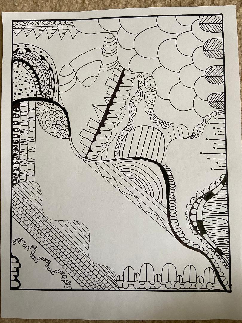Doodle Art :) - image 2 - student project