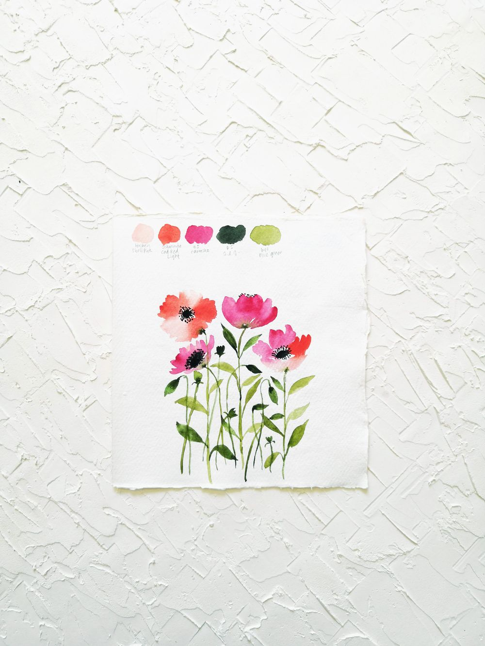 DIY Flatlay Photography Background - image 6 - student project