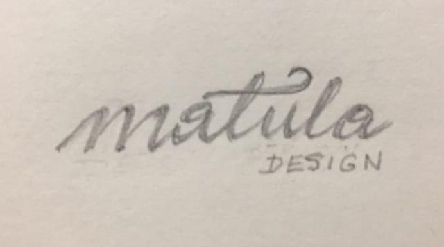 Matula Design - image 1 - student project